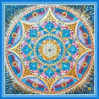 """Шелковый Платок - символ """"Духовного обновления и раскрытия Любви"""""""